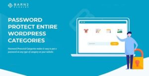 Password Protected Categories (By Barn2 Media) Nulled v.1.4.3