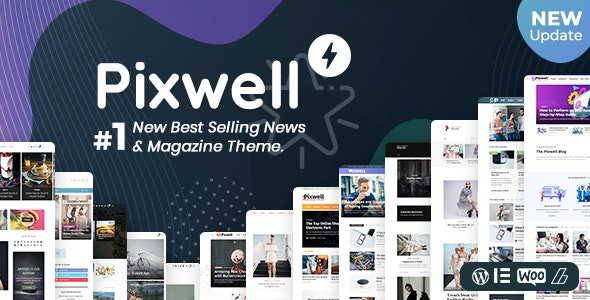 Pixwell Nulled v.6.0