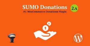 SUMO WooCommerce Donations Nulled v.3.0