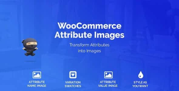 WooCommerce Attribute Images & Variation Swatches v.1.2.4 Nulled