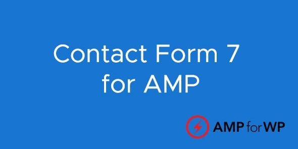 Contact Form 7 for AMP Premium v1.53 Nulled