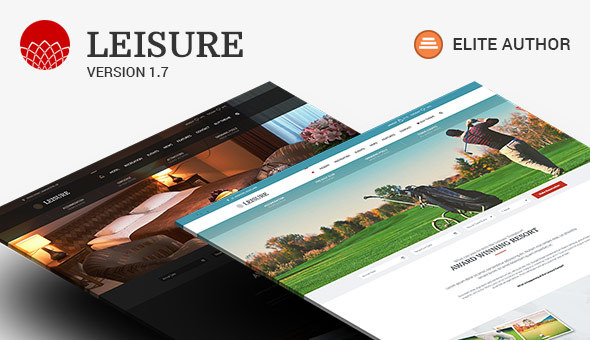 Hotel Leisure Theme v2.1.23 Nulled