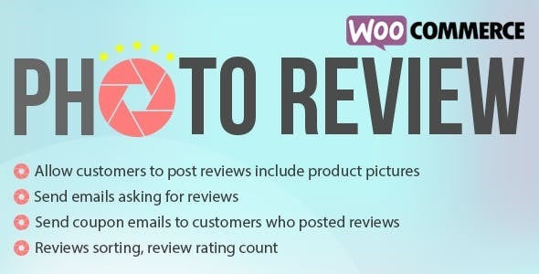 WooCommerce Photo Reviews v1.1.5.4 Nulled