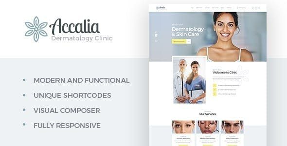 Accalia Theme v1.4.1 Nulled