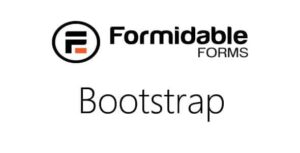 v.1.03 Formidable Forms – Bootstrap Form Styling Nulled