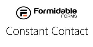 v1.0.2 Formidable Forms – Constant Contact Nulled