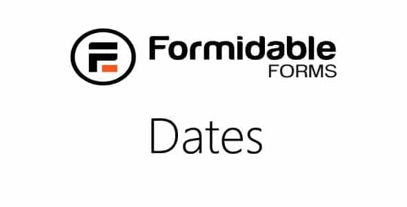 v.1.0.3 Formidable Forms – Datepicker Options Add-On Nulled