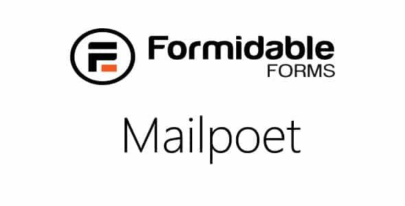 v1.01 Formidable Forms – MailPoet Newsletters Nulled