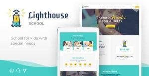 v1.2.3 Lighthouse – School for Kids with Disabilities & Special Needs WordPress Theme Download