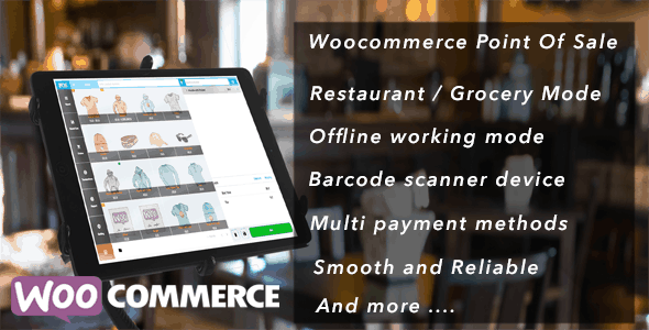 v5.2.7 Openpos – WooCommerce Point Of Sale (POS) Nulled