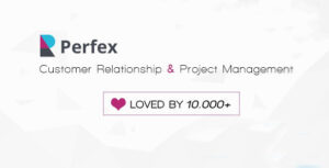 v.2.8.5 Perfex CRM – Powerful Open Source CRM + Addons Download