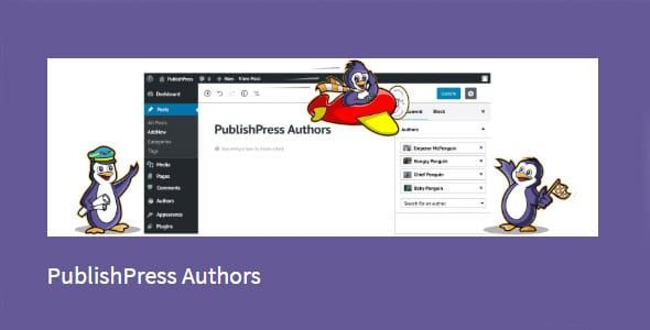 PublishPress Authors Pro
