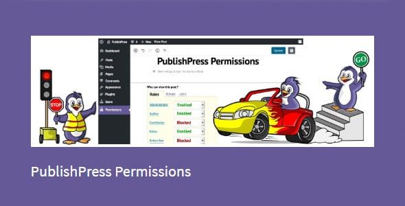 PublishPress Permissions Pro