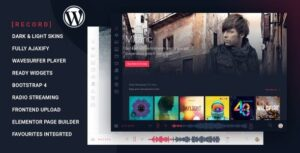 RekordAjaxify Music – Events – Podcasts Multipurpose ThemeRekordAjaxify Music – Events – Podcasts Multipurpose Theme