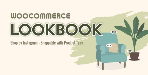 WooCommerce LookBook
