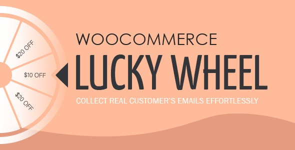 WooCommerce Lucky Wheel Spin to win