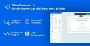 v.3.0.34 WooMail – WooCommerce Email Customizer Nulled