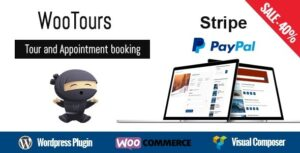 v3.3 WooTour – WooCommerce Travel Tour Booking Nulled
