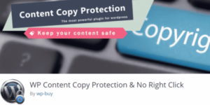 v.9.9 WP Content Copy Protection (Pro) Nulled