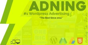Adning Advertising – All In One Ad Manager for WordPress Nulled v1.6.2