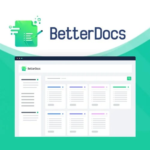 BetterDocs Pro – Accelerate The Power Of Knowledge Base v1.6.1 Nulled