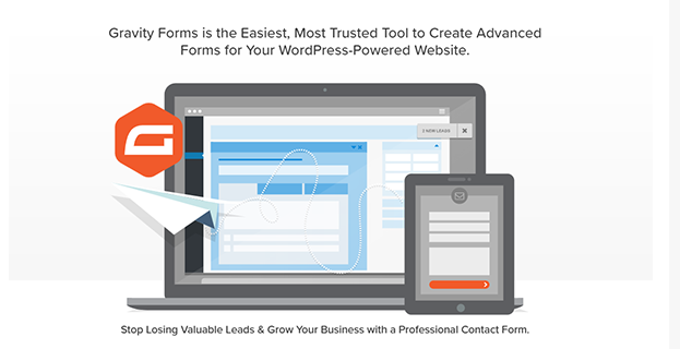 Gravity Forms – WordPress Form Plugin v2.5.4.3 Nulled