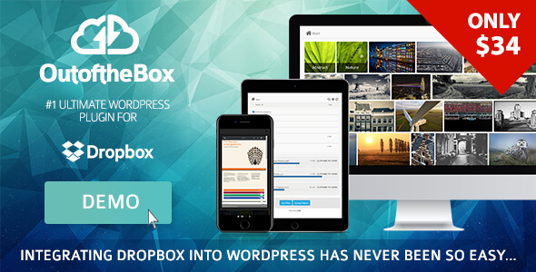 Out-of-the-Box – Dropbox plugin for WordPress v1.19.7 Nulled