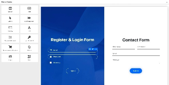 Piotnet Forms Pro – Highly Customizable WordPress Form Builder v1.0.88 Nulled