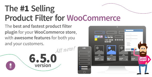 Product Filter for WooCommerce v8.1.1 Nulled