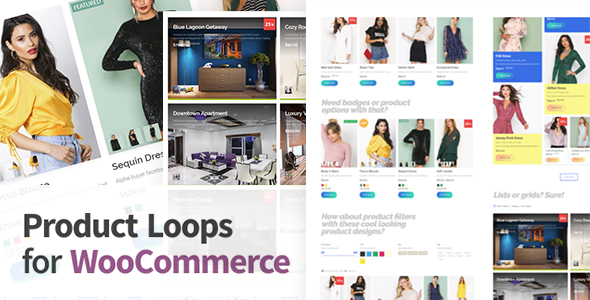 Product Loops for WooCommerce v1.6.2 Nulled