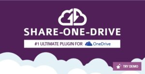 Share-one-Drive – OneDrive plugin for WordPress v1.14.7 Nulled