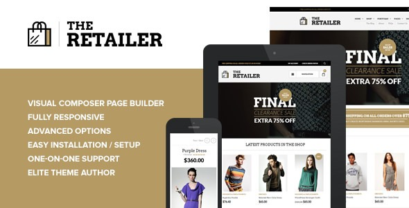 The Retailer Theme v3.2.13 Nulled