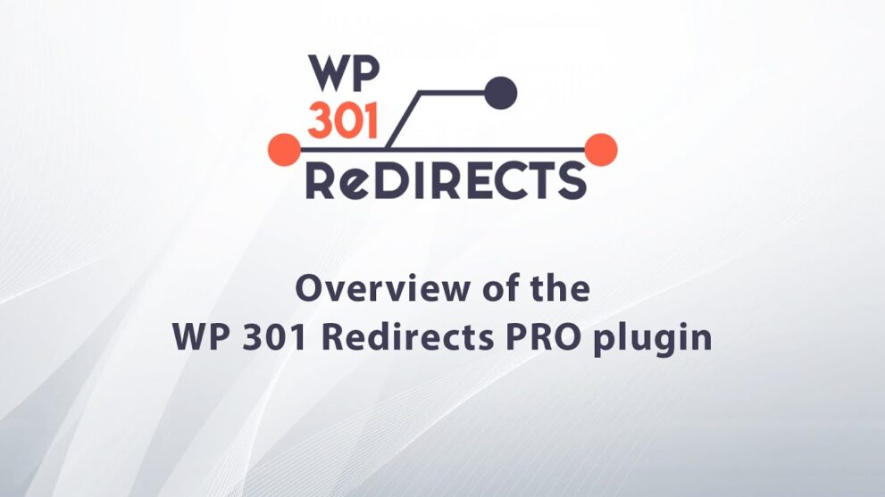 WP 301 Redirects Pro – Instantly Fix Most Overlooked SEO Errors v5.74 Nulled