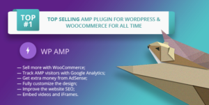 WP AMP – Accelerated Mobile Pages for WordPress and WooCommerce v9.3.22 Nulled