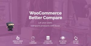 WooCommerce Compare Products v1.5.8 Nulled
