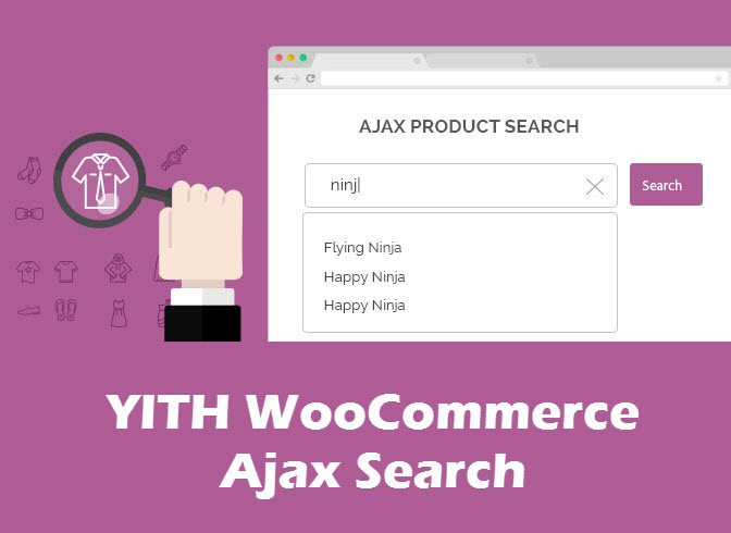 YITH WooCommerce Ajax Search Premium v1.8.3 Nulled