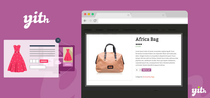 YITH WooCommerce Quick View Premium v1.7.3 Nulled