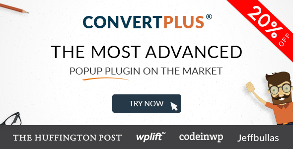 ConvertPlus v3.5.25 Nulled (Popup Plugin For WordPress)