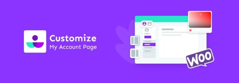 Customize My Account for WooCommerce v0.3.0 Nulled