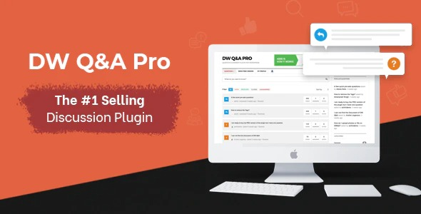 DW Question & Answer Pro v1.3.3 Nulled (WordPress Plugin)