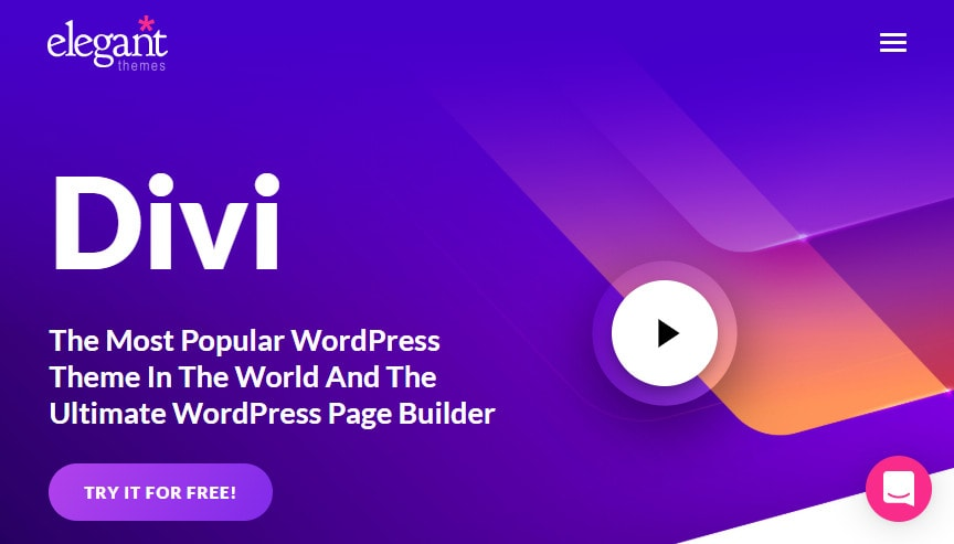 Divi v4.9.7 Nulled – The Most Popular WordPress Theme