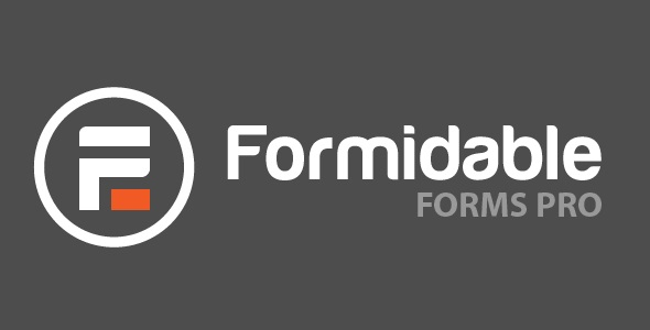 Formidable Forms Pro v4.11.03 Nulled – Advanced WordPress Forms Plugin