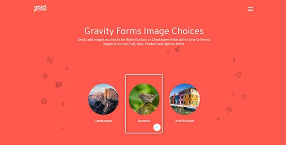 Gravity Forms v1.3.42 Nulled (Image Choices)