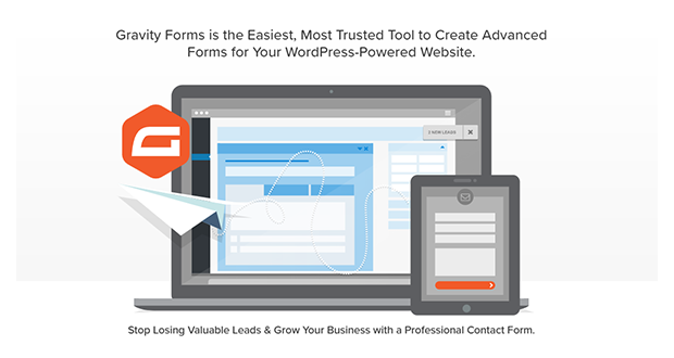 Gravity Forms v2.5.6 Nulled – WordPress Form Plugin
