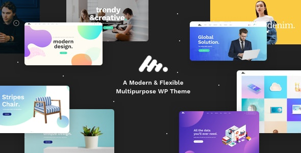 Moody v2.3.2 Nulled – Corporate Business Agency WordPress Theme