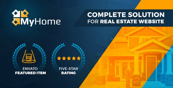 MyHome v3.1.56 Nulled – Real Estate WordPress Theme