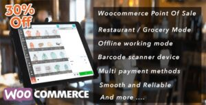 Openpos v5.3.8 Nulled – WooCommerce Point Of Sale (POS)
