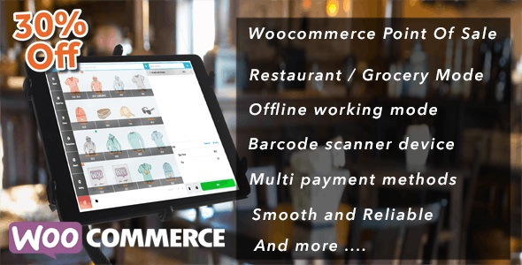 Openpos v5.3.0 Nulled – WooCommerce Point Of Sale (POS)