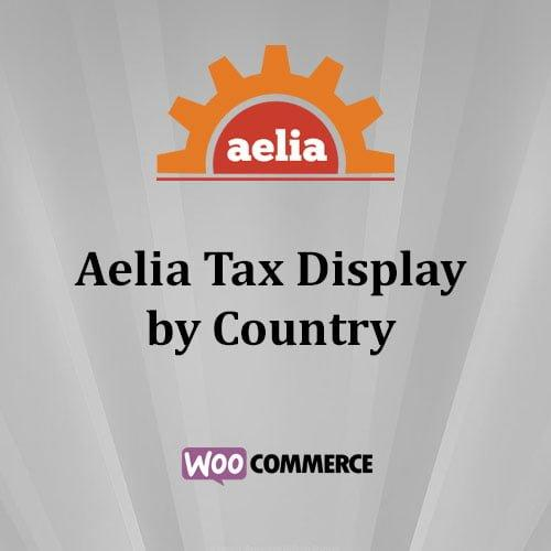 Tax Display by Country for WooCommerce v.1.12.2.210622 Nulled