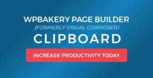 WPBakery Page Builder Clipboard v4.6.0 Nulled
